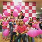 Suelta de globos Alcala por Mazuelas